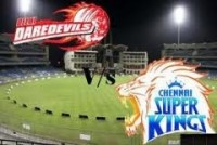 "IPL 7:Match Report CSK vs DD:""Munde "" Delhi ke Backfoot Pe"