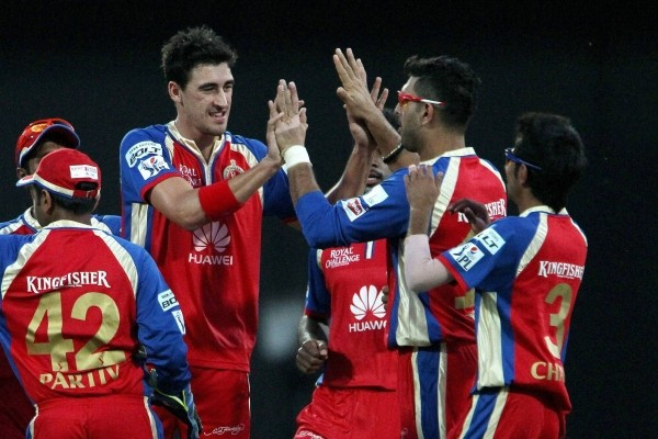 RCB bowlers flattering to deceive