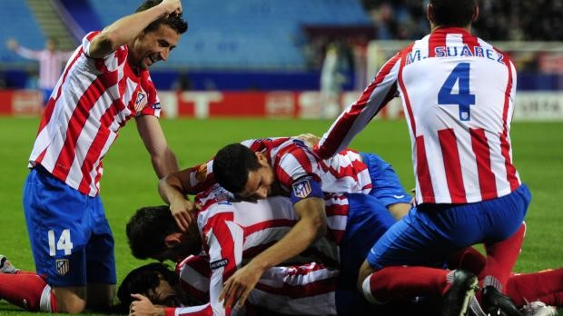 Are Atletico Madrid going to choke in their pursuit of the La Liga title?