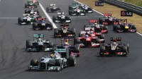 Can anybody stop the marauding Mercedes in this F1 season?