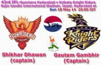 Match Preview SRH vs KKR: The Virtual Eliminator