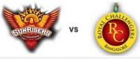RCB vs SRH : The battle for the semi-final spot intensifies