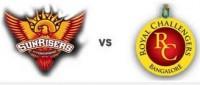 RCB vs SRH : The battle for the semi-final spot intensifies
