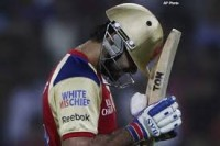 Why was there no challenge from the Royal Challengers?