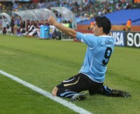 Will we be able to see a fully fit Luis Suarez at the World Cup?