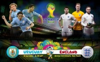 ENGLAND VS URUGUAY: THE SURVIVAL BATTLE