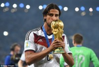 Sami Khedira's Next Move