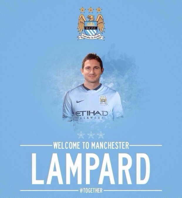 Can Frank Lampard be called a traitor for playing for Man City when it was Chelsea who released him in the first place ?