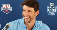Because everyone needs a Michael Phelps in their life.
