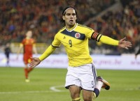 Falcao the Red?