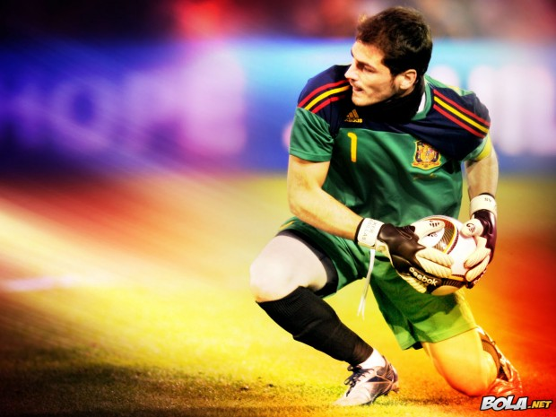All Hail King Iker!