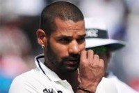 The curious case of Shikhar Dhawan
