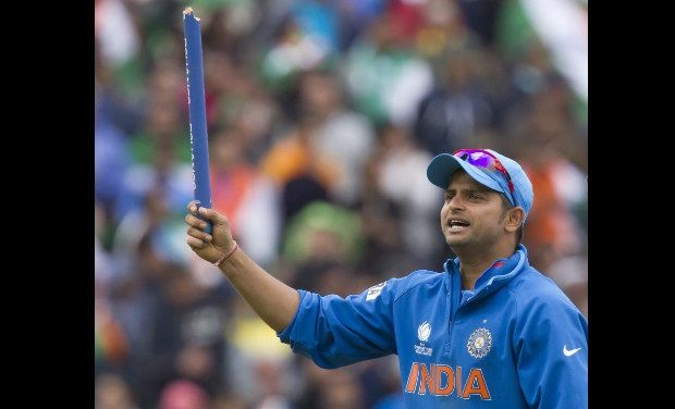 Is he the one: Suresh Raina?