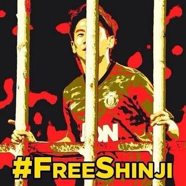 Free Shinji!
