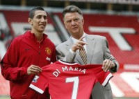 Angel di Maria is the next Eric Cantona
