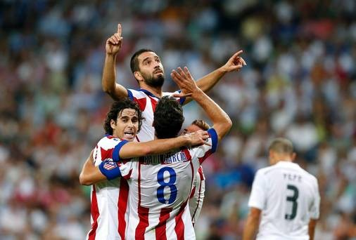 "Atleti is the Real ""Madrid"""