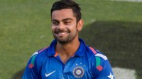 Kohli ready for team india captaincy