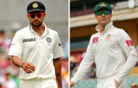 India Australia 1st Test evenly poised at the end of Day 1