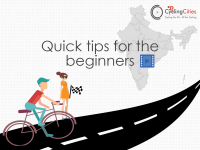 25 tips for the beginners cycling to work |